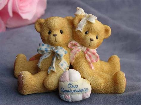 "17 Best images about ""I ? Cherished Teddies"" Engagement"