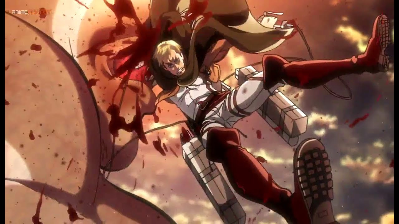 Attack On Titan Season 2 Episode 36 Charge Review Bgeeky Blog