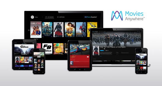 Google Play and Movies Anywhere bring your movies together