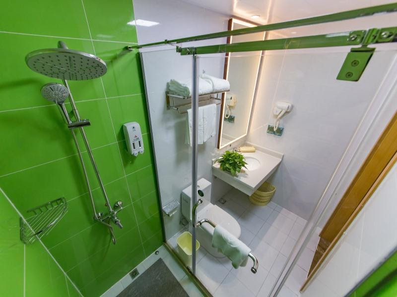 Review GreenTree Inn Shaoxing East Station Shangyu Wanda Plaza Hotel