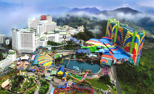 6 Reasons To Visit Genting Highlands While You Are In Malaysia