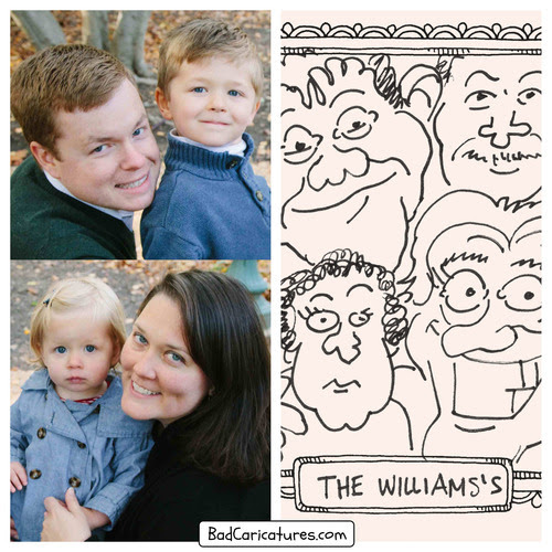 The Williams Family (3rd Chance)
