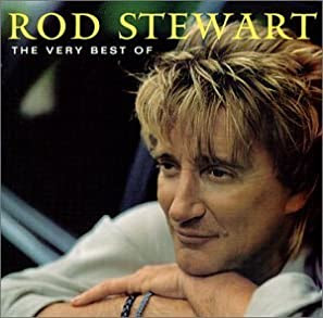 "Cover of ""Voice: Very Best of Rod Stewart..."