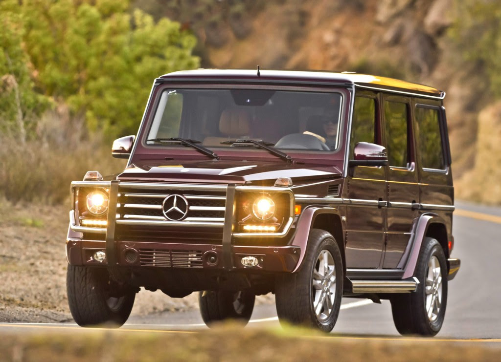 2014 Mercedes-Benz G Class Pictures/Photos Gallery ...