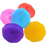 GBsell Silicone Shampoo Scalp Shower Body Washing Hair Massage Massager Brush Comb