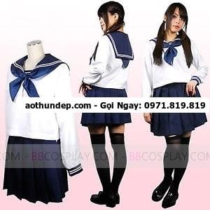bán đồng phục thủy thủ