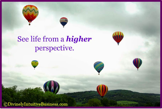 "Rev. Anne Presuel on Twitter: ""See life from a higher perspective. """