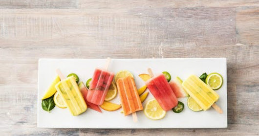 6 Easy Ice Pop Recipes To Beat The Summer Heat