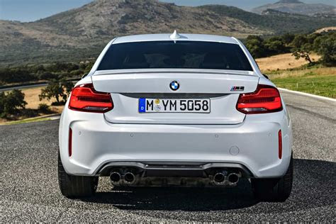bmw  competition rear autobics