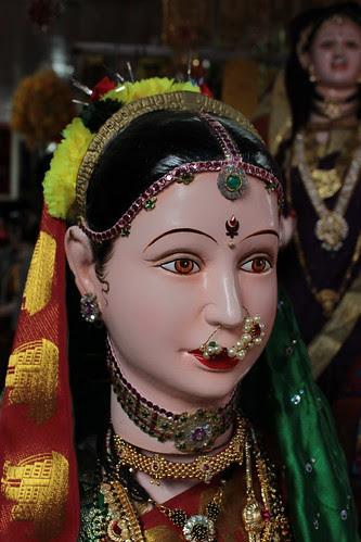 Goddess Gauri at Lalbagh 2012 by firoze shakir photographerno1