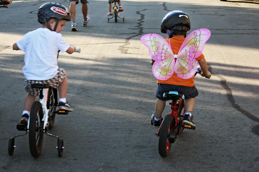 kidical mass | september 2011 | school spirit