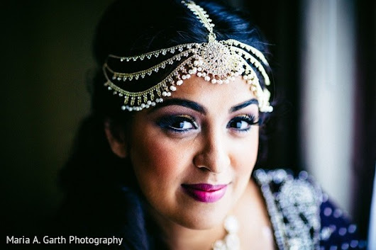 Newark, DE South Asian Wedding by Maria A. Garth Photography