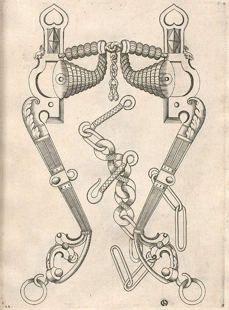 Pferdegebisse by Mang Seuter, 1614 (9)