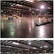 Multi-warehouse lighting upgrade cuts Rubbermaid®  electrical use by two-thirds