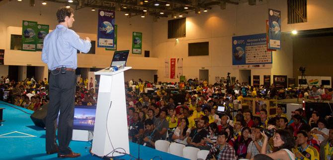 Campus Party cerró con cifra récord de asistencia en Cali