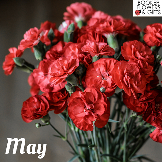 check out our NEW Summer flowers! Plus on-trend festival & prom accessories - May 2017 Edition of the Booker Flowers and Gifts Newsletter