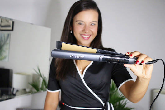The way to smooth, straight hair with Revlon Hair Tools - WAYS OF STYLE