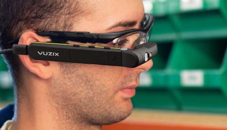 智能眼镜打开工业4.0场景应用