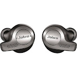 Jabra - Elite 65t True Wireless Earbud Headphones - Titanium Black