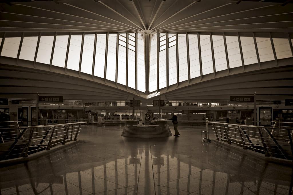 Airport Bilbo