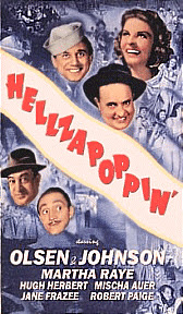 film poster: Hellzapoppin