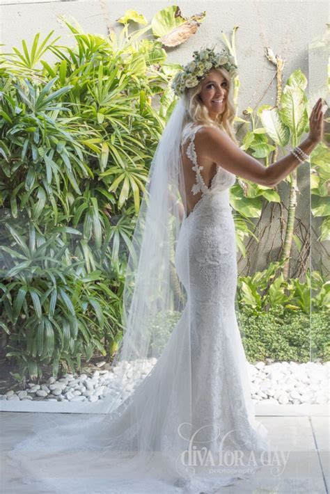 Katie May Poipu Gown Second Hand Wedding Dress on Sale 47%