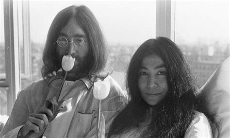 John Lennon Loved Peace    And Expensive Swimming Pools
