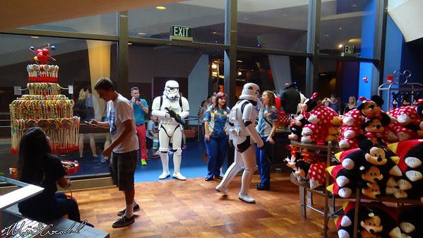 Disneyland Resort, Disneyland, Storm Troopers
