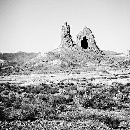 DIES  DIMETIOR  UMBRIS I measure out the days by the shadows  Trona Pinnacles