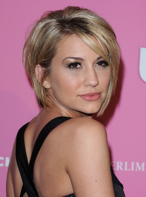 Celebrity  Graduated Bob Haircut  Hairstyles  Weekly
