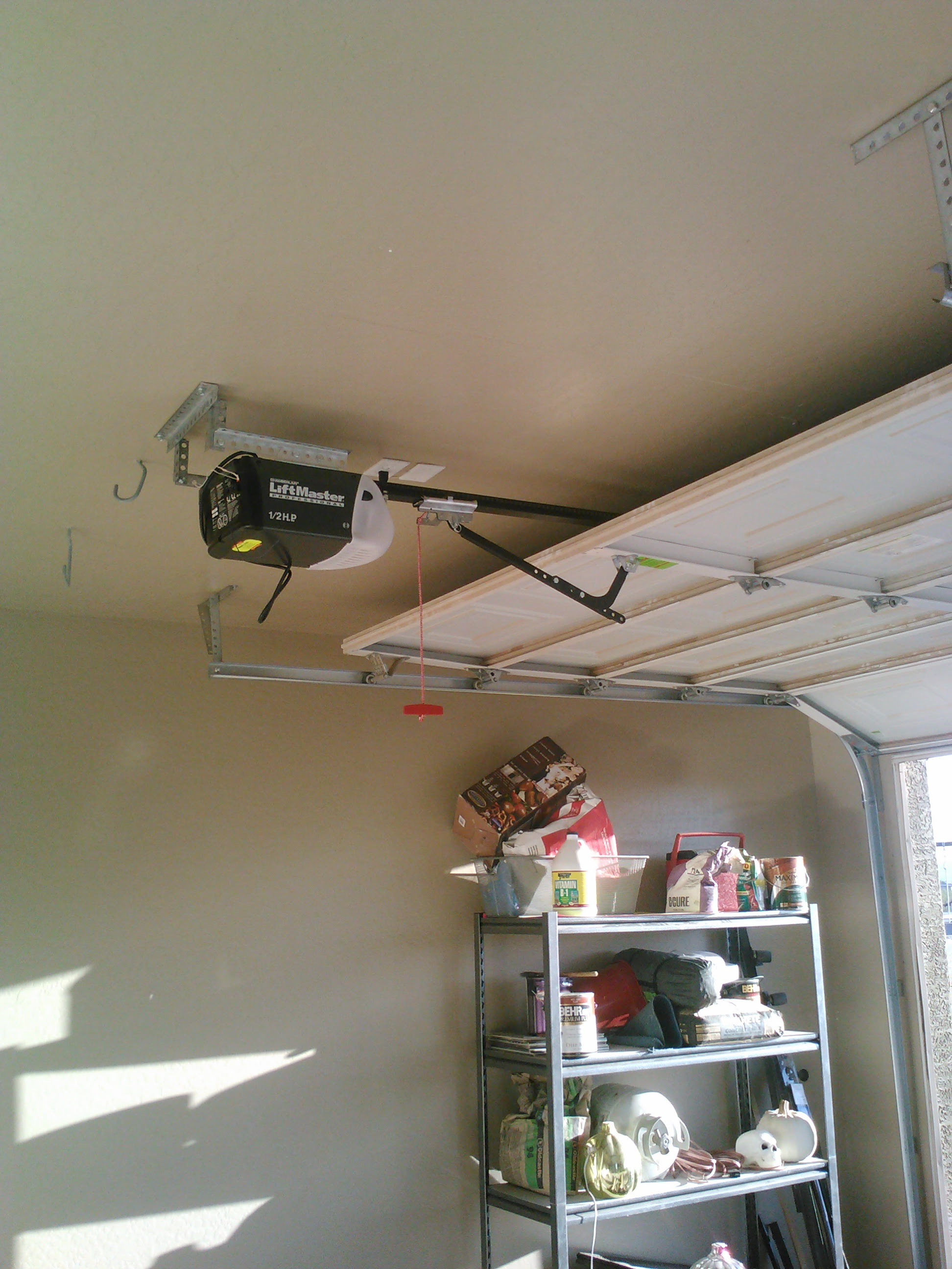 New Garage Door Opener Queen Creek