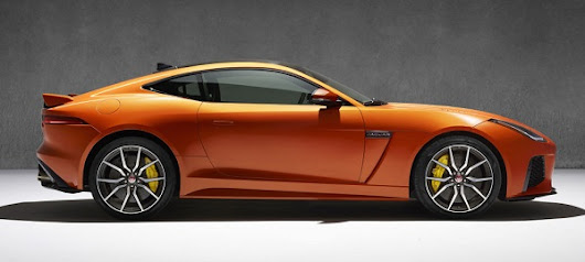 Jaguar F-Type SVR planned for India | CarKhabri.com