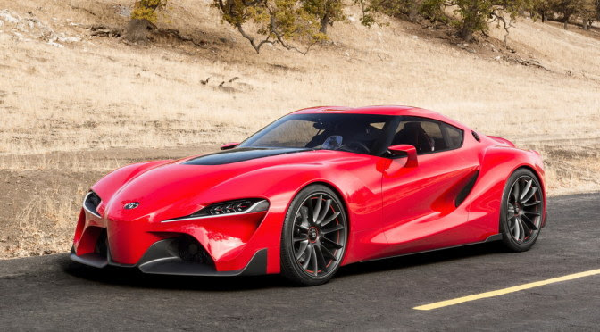 2015 Toyota Supra Exterior Styling, Performance, Price ...