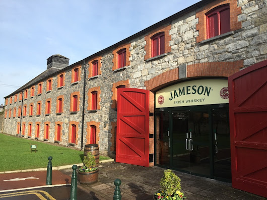 Malt and More at Old Midleton Distillery: Seeing Spirits in Ireland