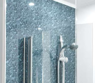 Hydropanel Waterproof Alternative To Wall Tiles For Showers And