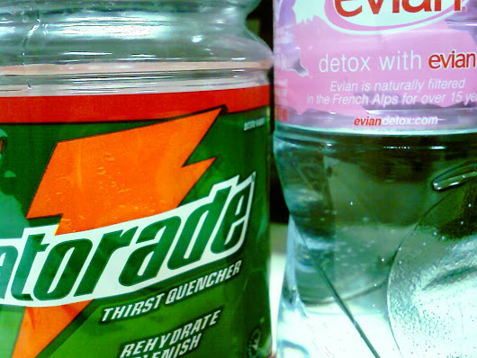 Rehydrating After the Gym: Why Popular Sports Drinks Fail to Impress My German Wife