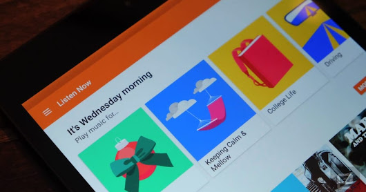 Google Play Music's family plan goes live this week