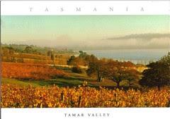 The Tamar Valley, Tasmania