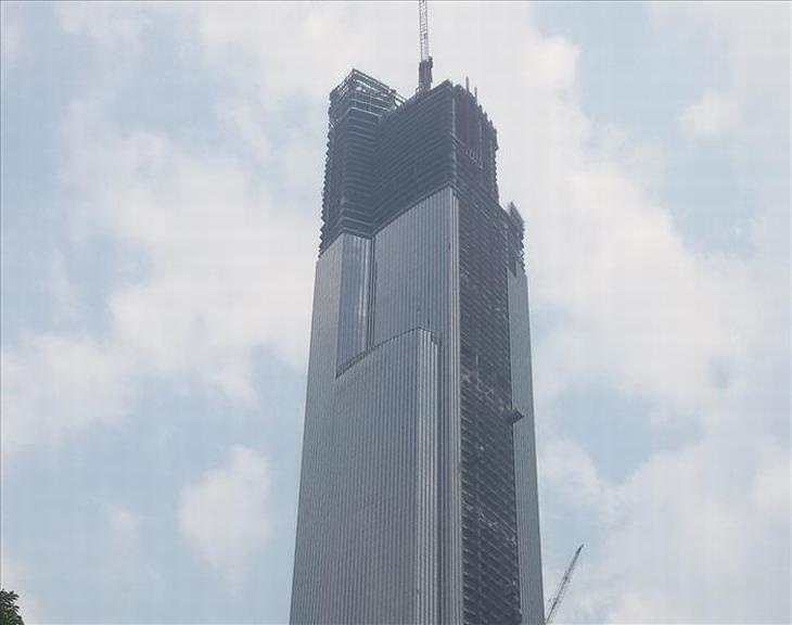 Os 10 Arranha-Céus Mais Altos do Mundo!