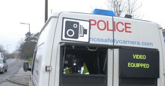 Watch out motorists! New high-tech speed camera launched and it's set to catch many more speeders