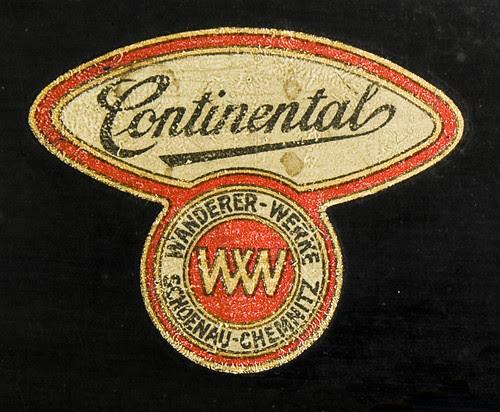 Continental Wanderer-Werke logo