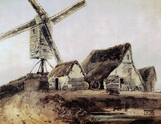 Mühle in Essex