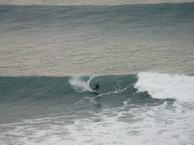 sesión de surf del 24 de febrero del 2008 - la triangu