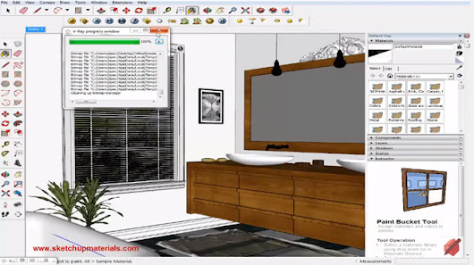 Sketchup Projects In The Lcl Community Google