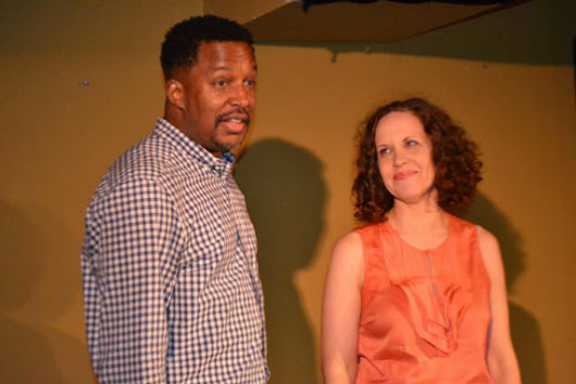 Theatre Is Easy | Reviews | My White Wife, or So I Married a Black Man