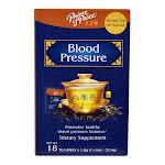 Prince of Peace All Natural Herbal Tea Blood Pressure Tea Bags, 18 Ea