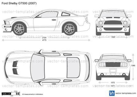 templates cars ford ford mustang shelby gt