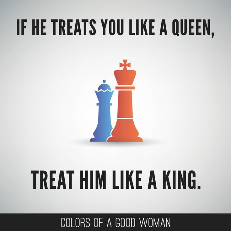 Treat Him Like A King Quotes