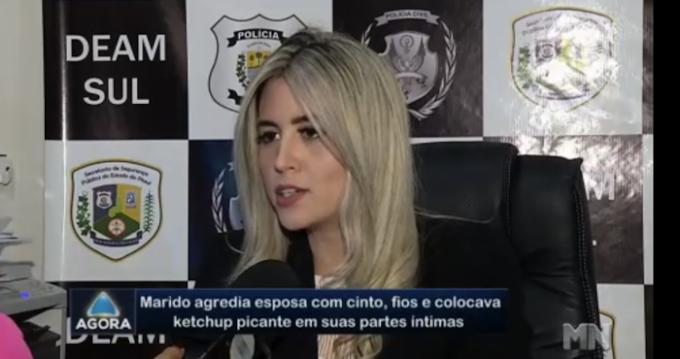 CÁRCERE PRIVADO - Homem que estuprou esposa em Teresina colocava ketchup nas partes íntimas dela