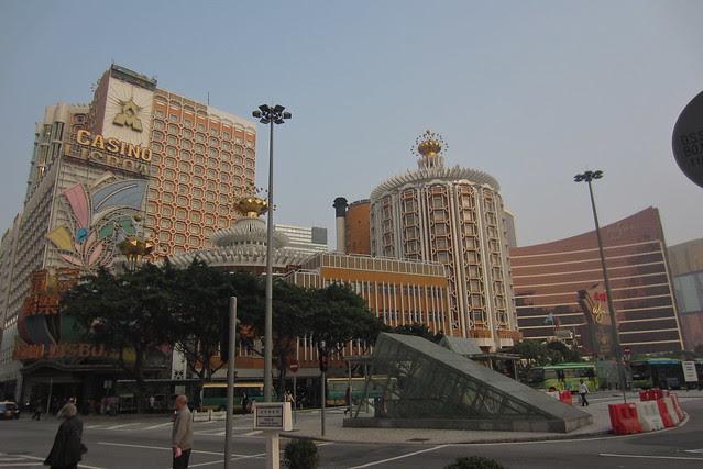 Hotel Lisboa, Macao